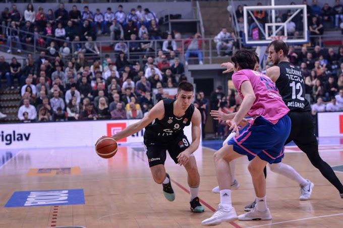 Partizan zasluženo bolji od Mege! (VIDEO)