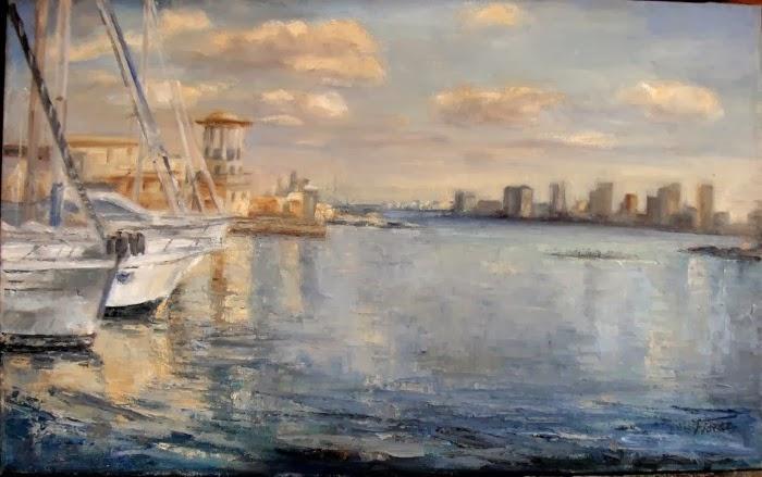 Испанская художница. Maribel Florez Bielsa