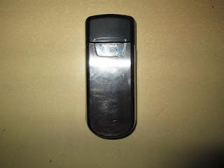 Hape Jadul Nokia 8800 Masterpiece Seken Mulus Kolektor Item