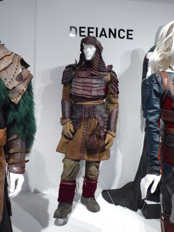 General Rahm Tak Defiance costume