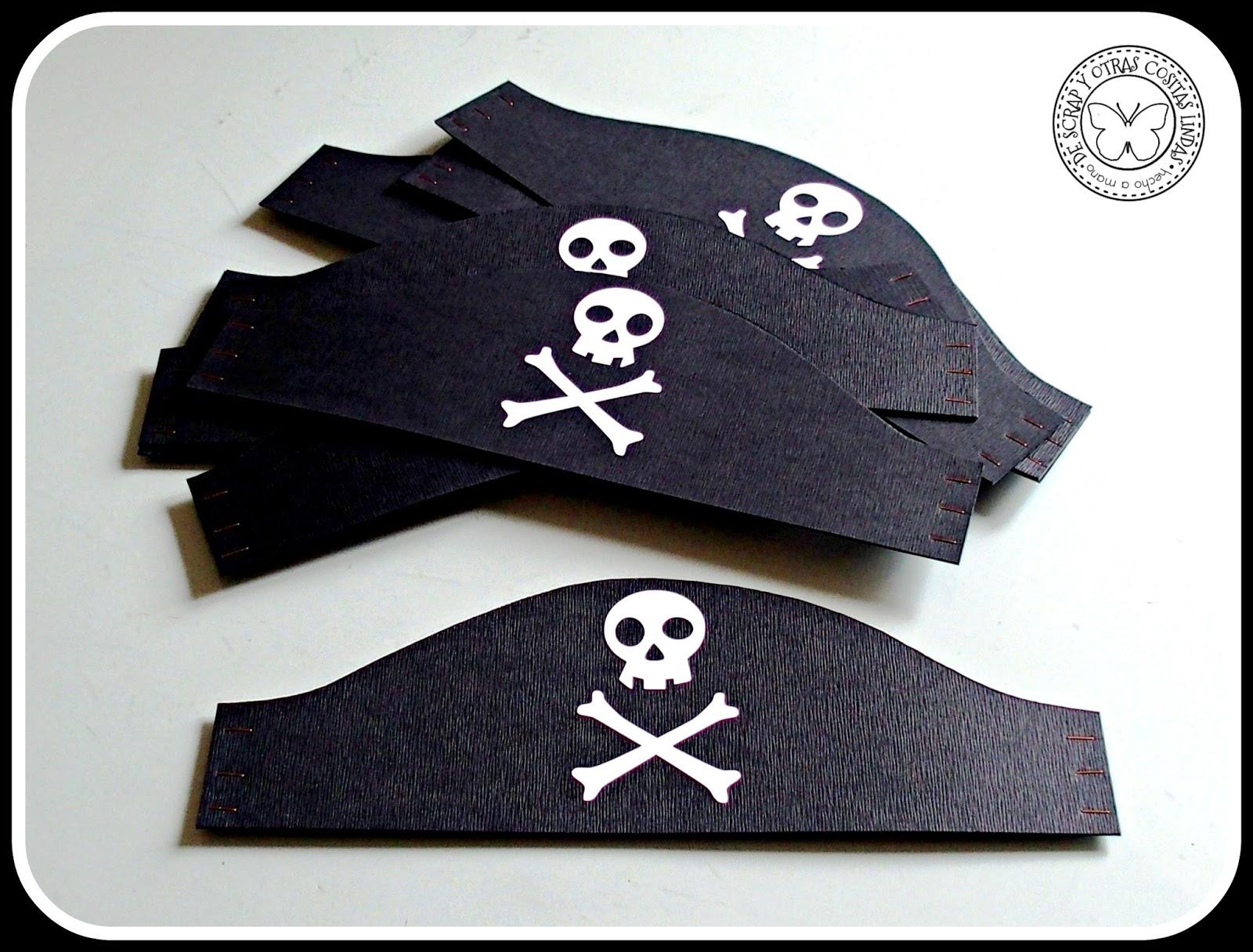 DE SCRAP Y OTRAS COSITAS LINDAS: La Gran Fiesta Pirata
