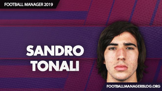 Sandro Tonali - FM2019 Wonderkid Review