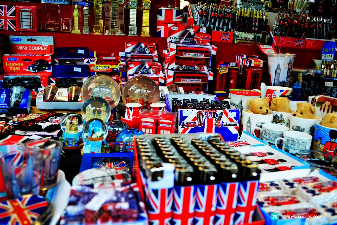 bowdywanders.com Singapore Travel Blog Philippines Photo :: England :: Notting Hill and Portobello Road Market: Here's What It's Like