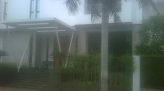 Rumah Ahok di Pantai Mutiara Pluit Penjaringan Jakarta
