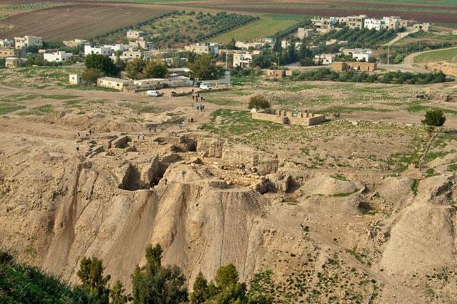 Scholar studies Jordan's ancient Pella inhabitants through olive exploitation history