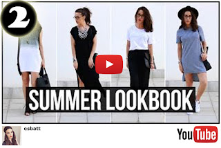 video Summer Lookbook | esbatt | YouTube