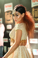 Apoorva Spicy Pics in Cream Deep Neck Choli Ghagra WOW at IIFA Utsavam Awards 2017 103.JPG