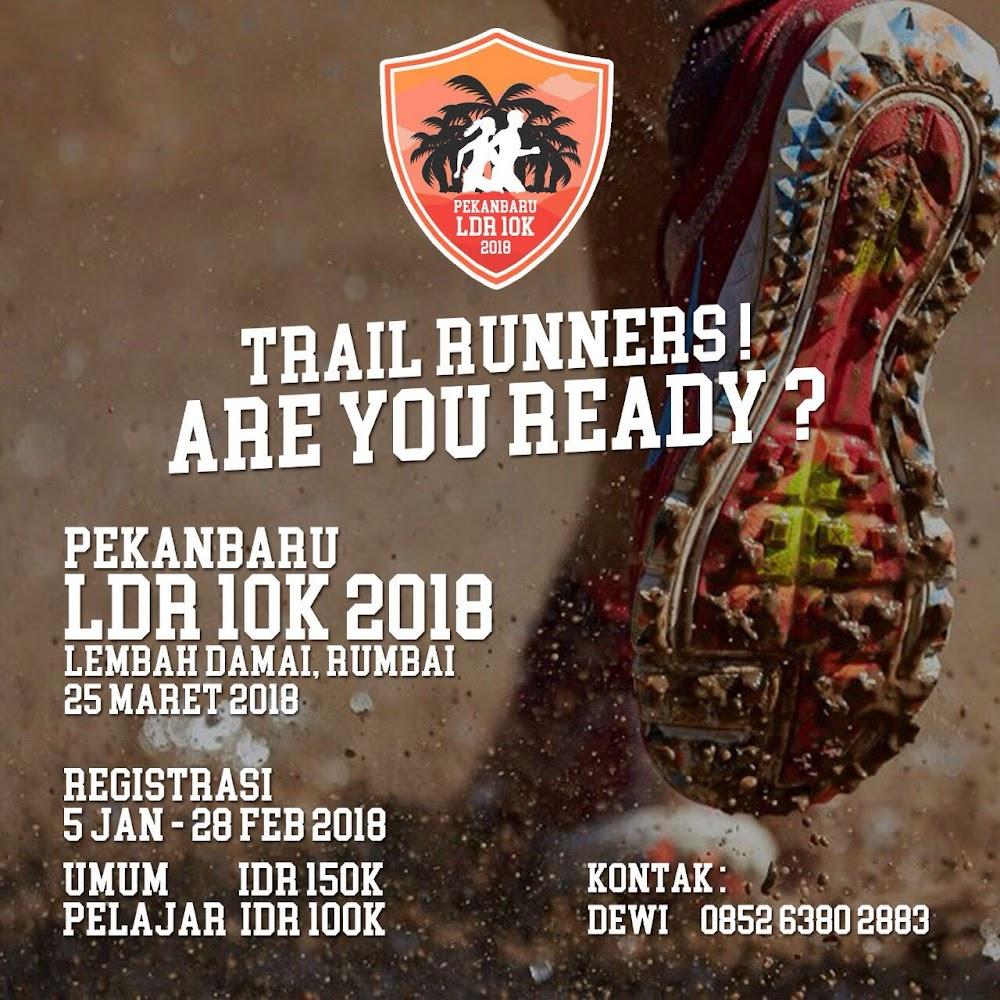 Pekanbaru Lembah Damai Race • 2018