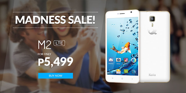 Exclusive Friday Sale: Kata M2L Now PHP 5,499 at the Kata Online Store