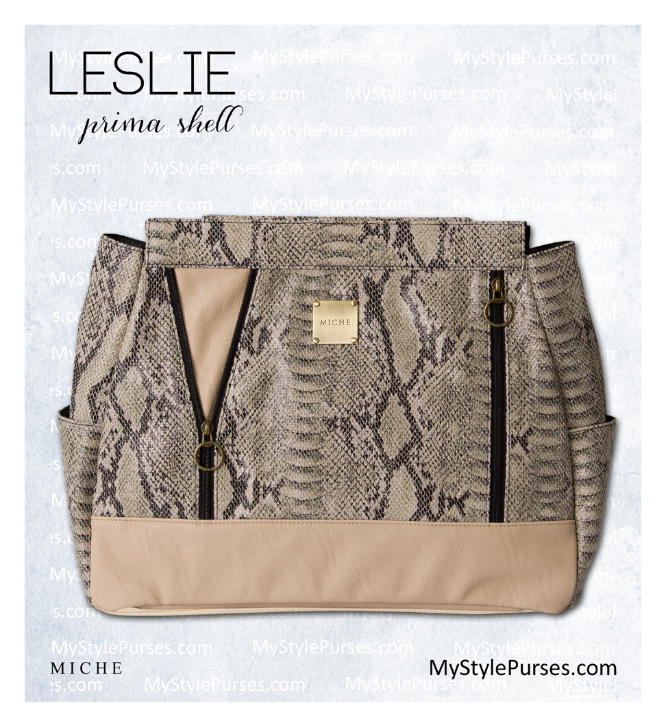 Miche Leslie Prima Shell | Shop MyStylePurses.com