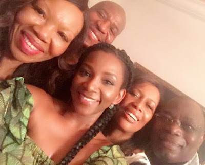 genevieve nnaji betty irabor birthday