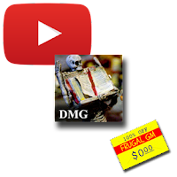 Free GM Resource: TheDMGinfo YouTube Channel