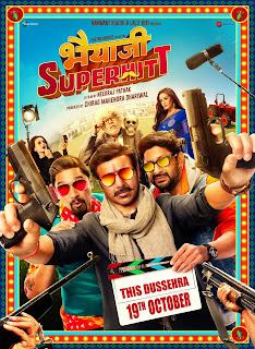 Bhaiaji Superhit (2018) Hindi 720p HDRip x264 AAC – 1.2GB