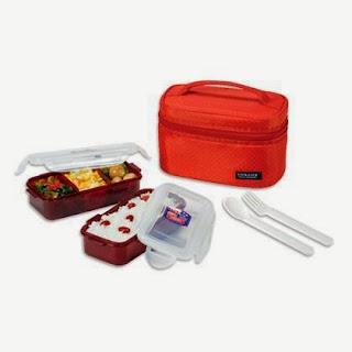 Kotak Plastik Makanan