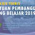 Juknis Bantuan Pembangunan Ruang Belajar Pondok Pesantren Tahun 2019