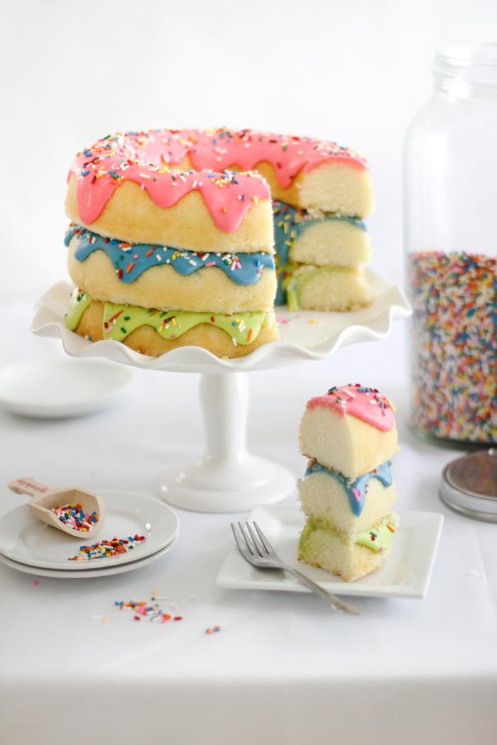 Inch Cake Pan Recipe