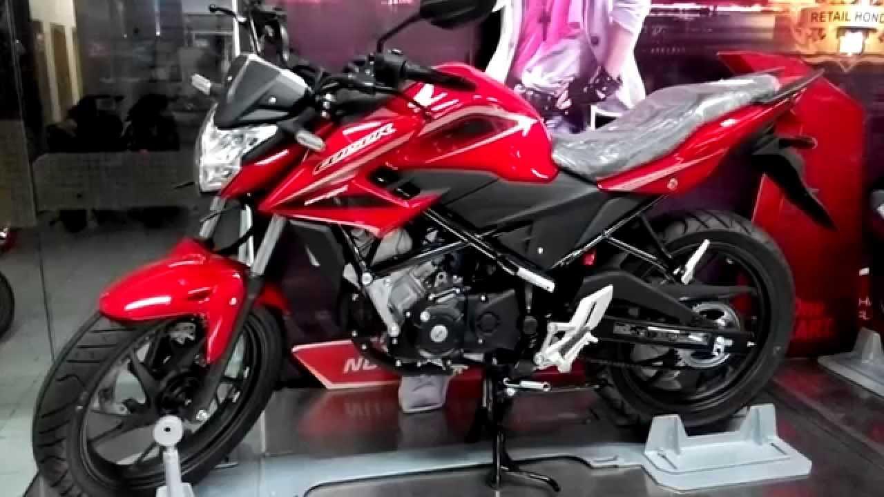 Spesifikasi Dan Harga New Honda CB150R StreetFire Dunia Motor