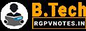 B Tech RGPV AICTE Flexible Curricula Notes
