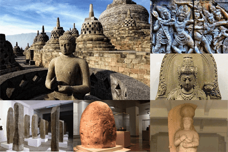 Peninggalan Sejarah Hindu Budha di Indonesia