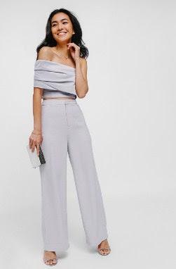 Model Celana Wanita Paling Hits 2018 Wide leg pants
