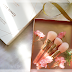Review: แปรง Pure Skin Minerals Rose Quartz Makeup Brush Set