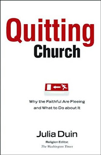 Quitting The Church