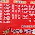 從韓文美食路牌和路牌學韓語(陸續整理)