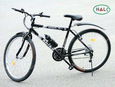 Xe đạp thể thao Shika – SK1 (màu đen)