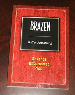 Brazen by Kelley Armstrong