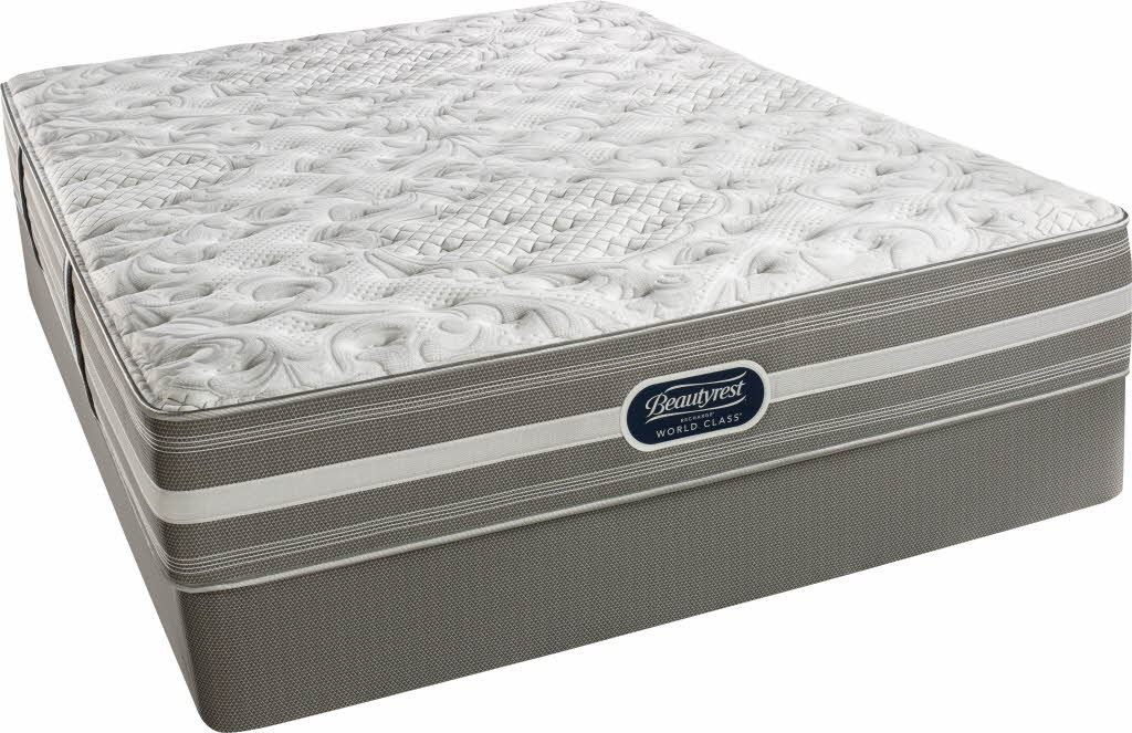 Simmons Beautyrest World Class Santorini Plush mattress