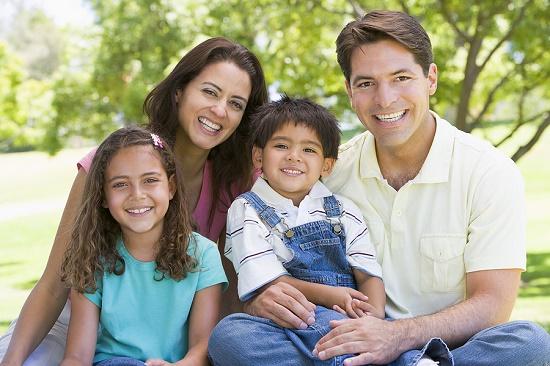 Parents and child actors