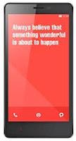 ponsel android murah spek tinggi  harga di bawah 2 juta Xiaomi Redmi Note 4G