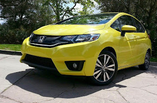 Slipping Honda Fit Sales