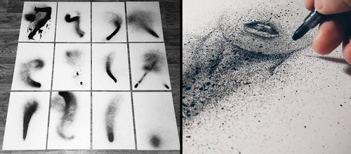 00-Black-Cloud-Portraits-Stippling-Drawings-and-Spray-Paint-www-designstack-co