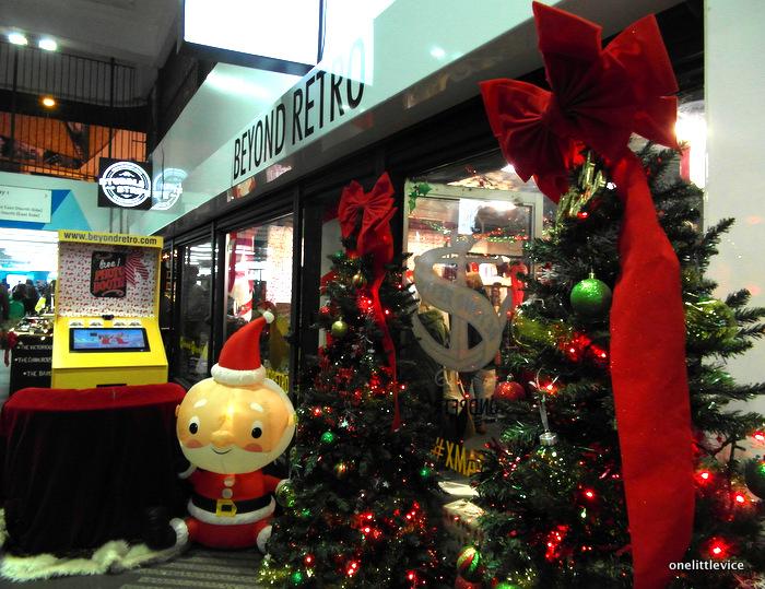 vintage christmas jumper shop London