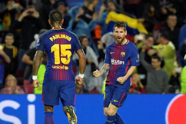 Hasil Klasemen La Liga Spanyol Pekan ke-9, Posisi Puncak Masih Milik Barca