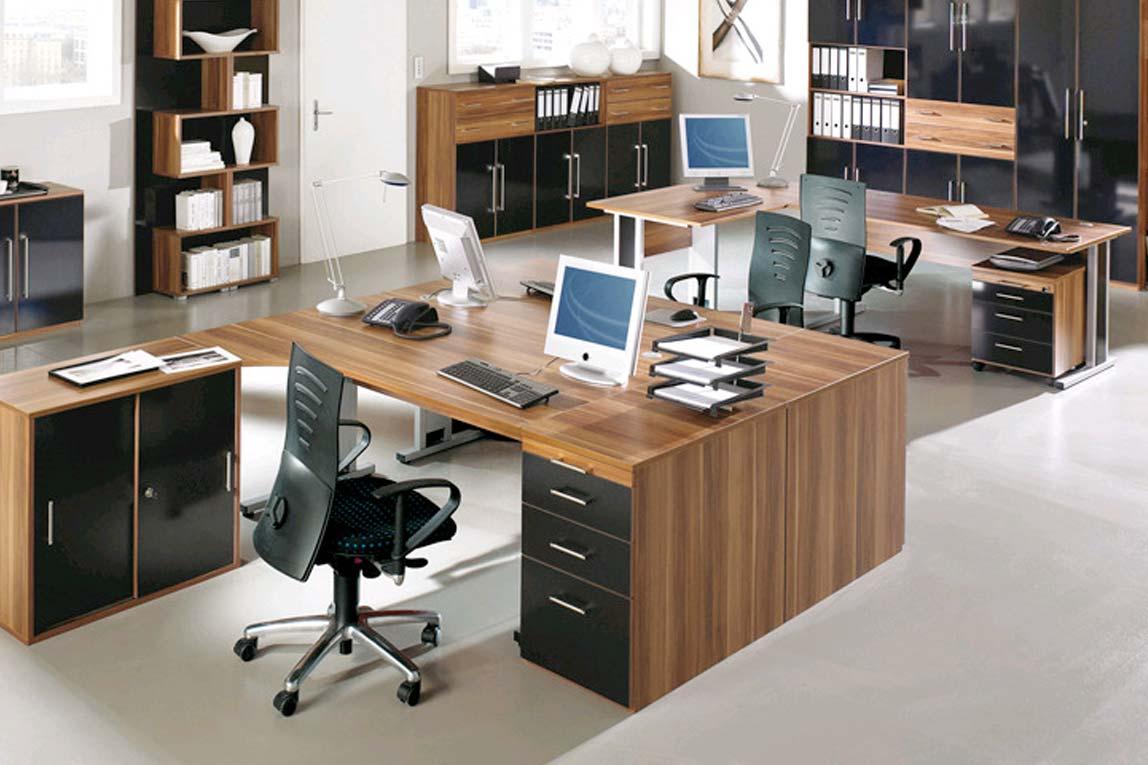 Geräumig Arbeitszimmer Gestalten Ideen Von