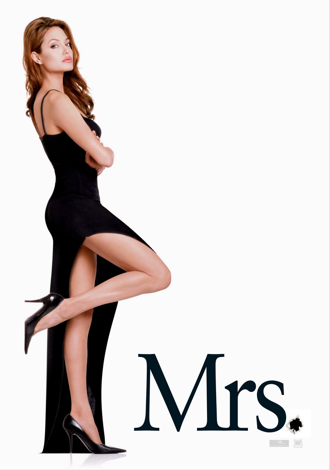 DRAGON: Posters / Mr. & Mrs. Smith