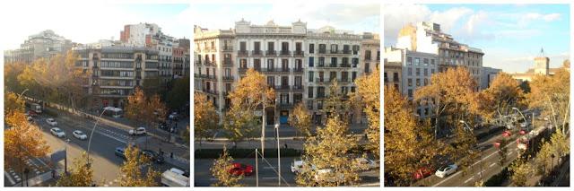 Onde ficar em Barcelona? Gran Via de los Corts Catalanes