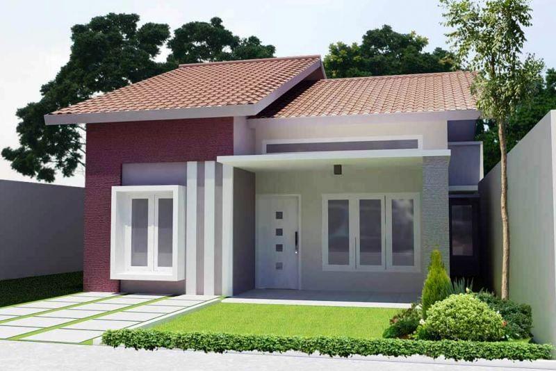 Gambar Model Teras Rumah Mewah Minimalis
