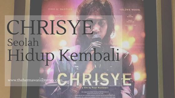 review film chrisye, film chrisye, kisah chrisye