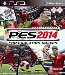 tai game PES 2014