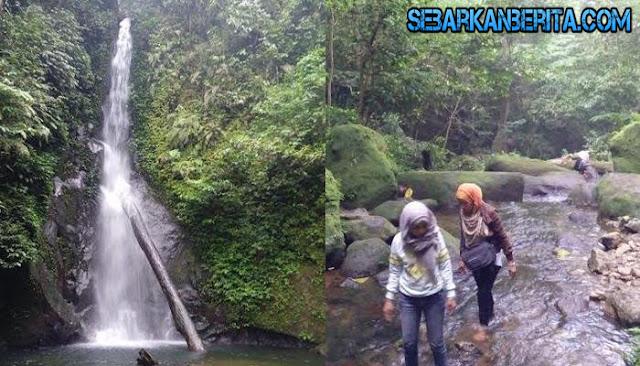 4 Siswa SMA Menghilang di Air Terjun Satu Hati Sibolangit, Deliserdang.