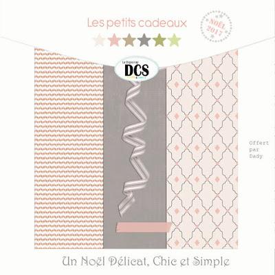 UnNoël Délicat, Chic et Simple - 10