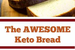 The AWESOME Keto Bread Recipe #keto #ketobread #bread #ketobreakfast #awesome