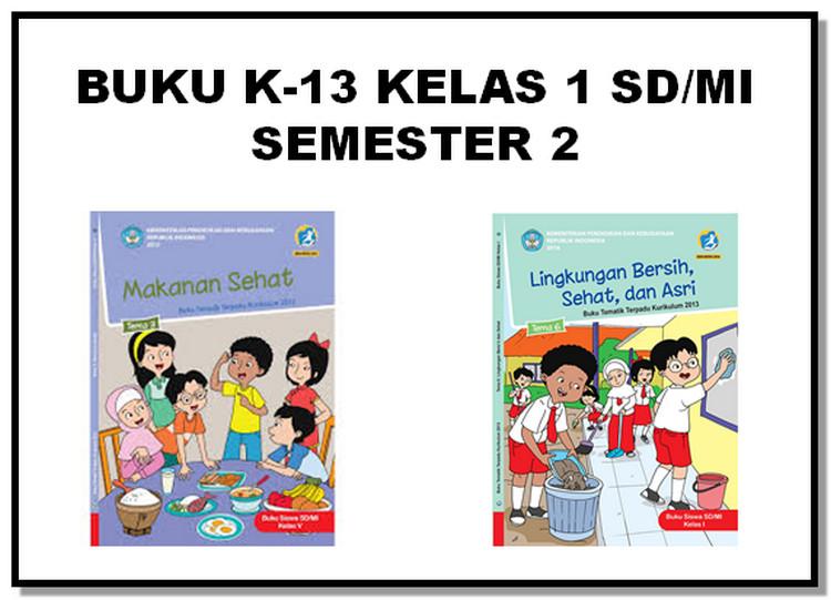 Download Buku K 13 Kelas 4 Revisi 2017 Semester 2
