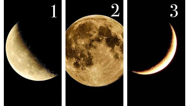 Выберите Луну, и узнайте своё предсказание