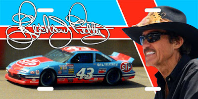 Richard Lee Petty is best known for winning the NASCAR Championship seven times with a total of two hundred wins. #NASCAR