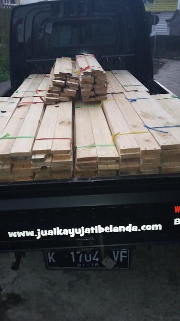 Jual kayu jati belanda / Pinus