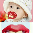 TEETHER PACIFIER / DOT BAYI LUCU / EMPENG UNIK / GEMES / CUTE